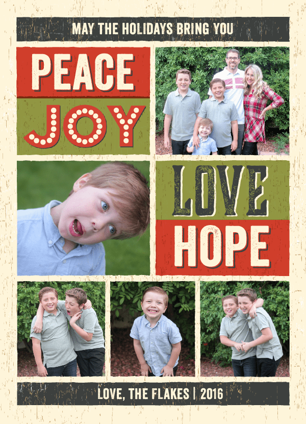 Where To Buy The Best Christmas Cards Plus Giveaway - Picky Palate
