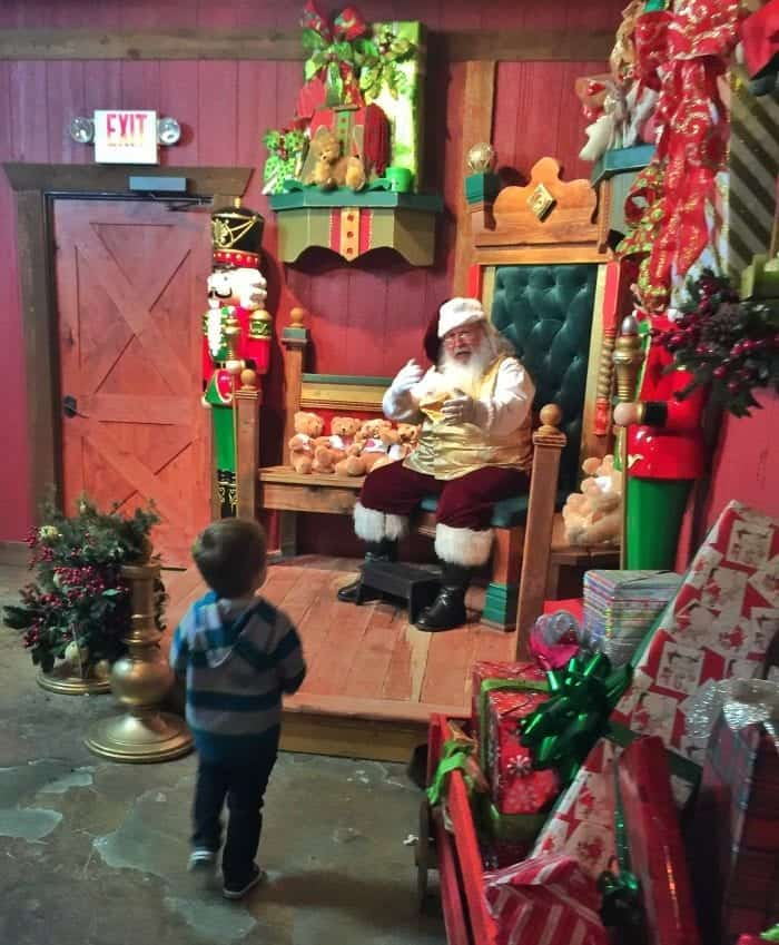 The North Pole Experience Flagstaff Arizona