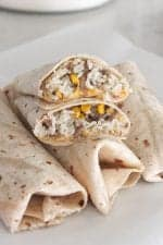 Image of Make Ahead Country Burritos