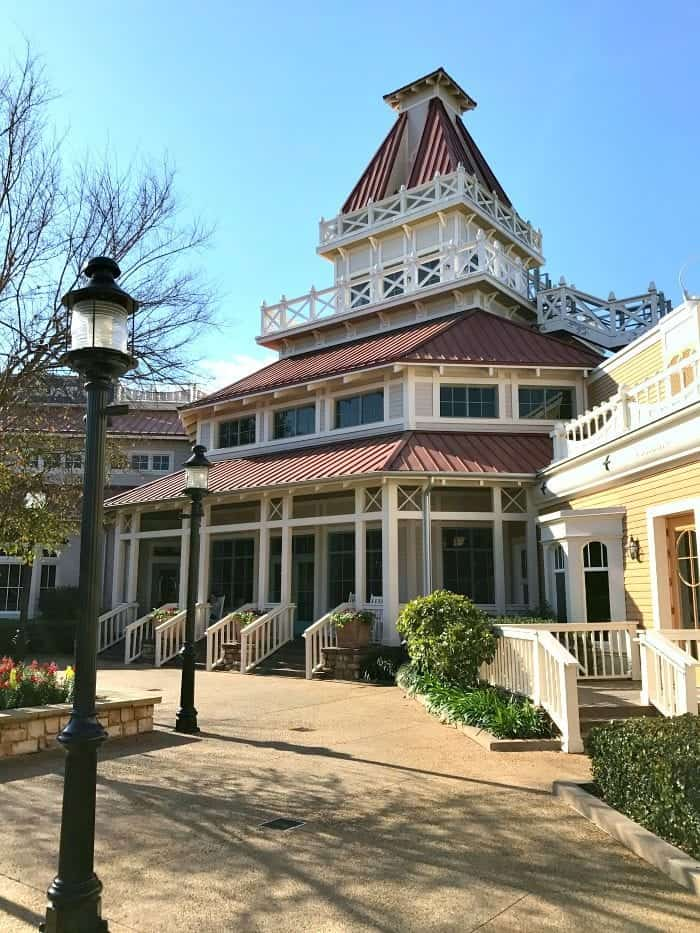 Disney's Port Orleans Resort Riverside
