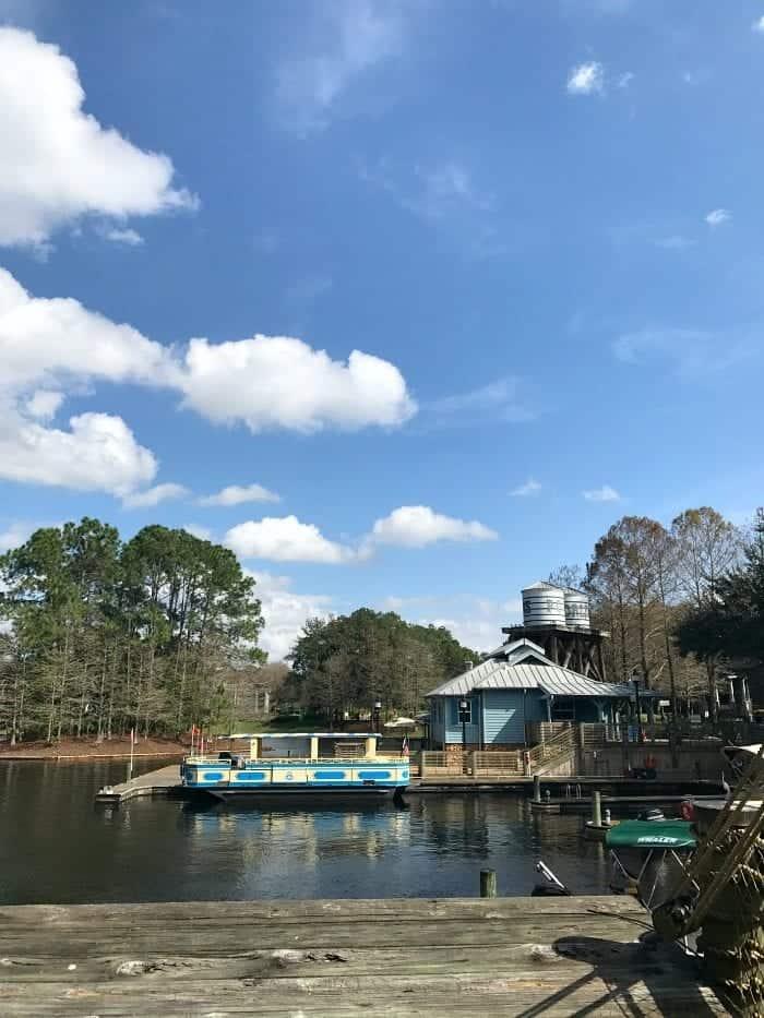 Disney's Port Orleans Resort Riverside