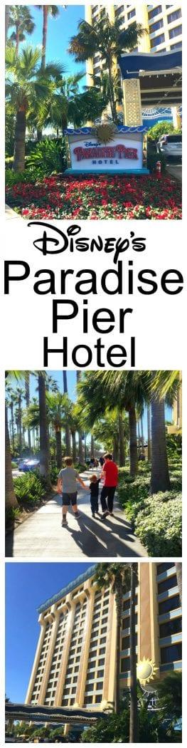 Paradise Pier Hotel Disneyland Resort