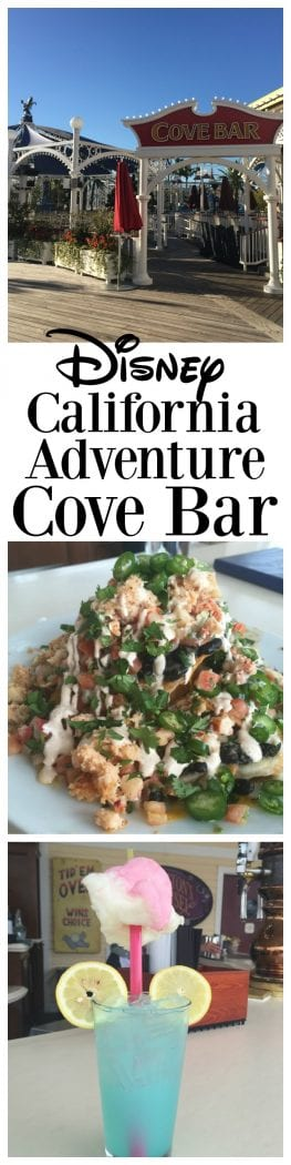 Disney California Adventure's Cove Bar