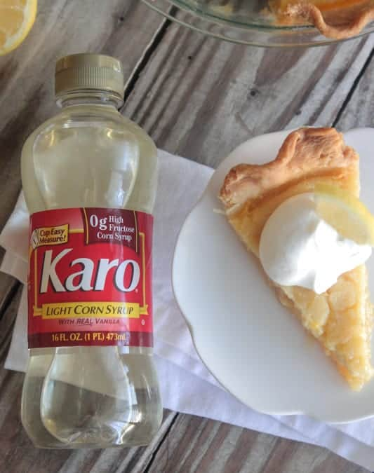 Sweet N' Creamy Lemon Pie