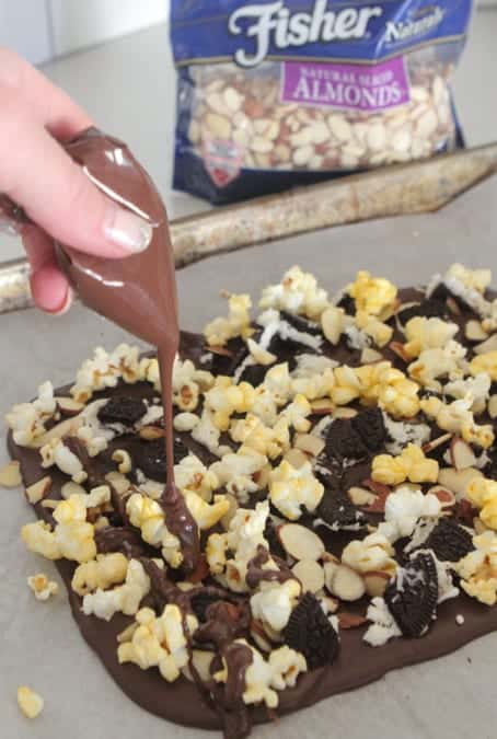 's Day Chocolate Bark