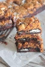 Oreo S'mores Brookies