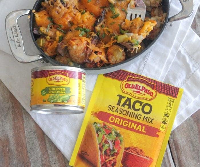 Taco Totchos