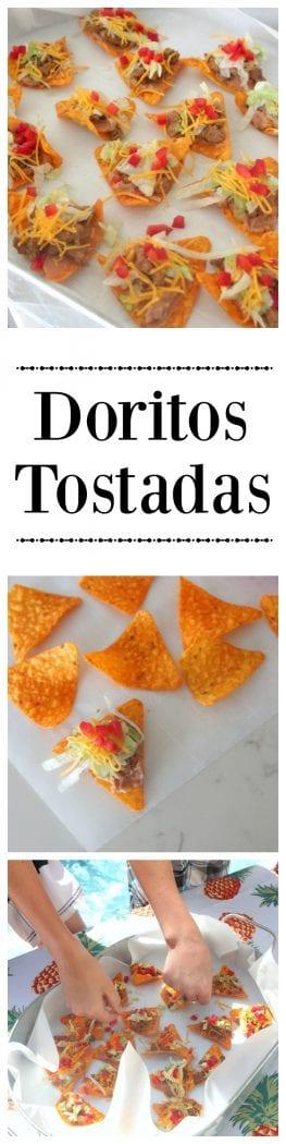 Doritos Tostadas