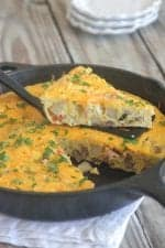 The Ultimate Breakfast Frittata