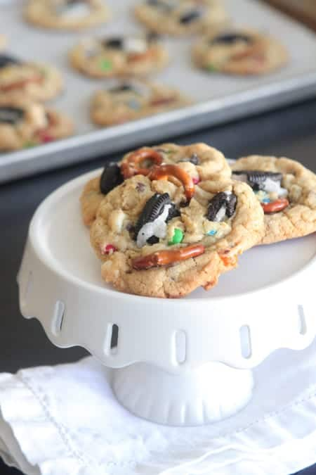 Celebration Pudding Cookies