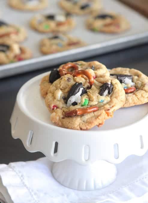 Celebration Pudding Cookies