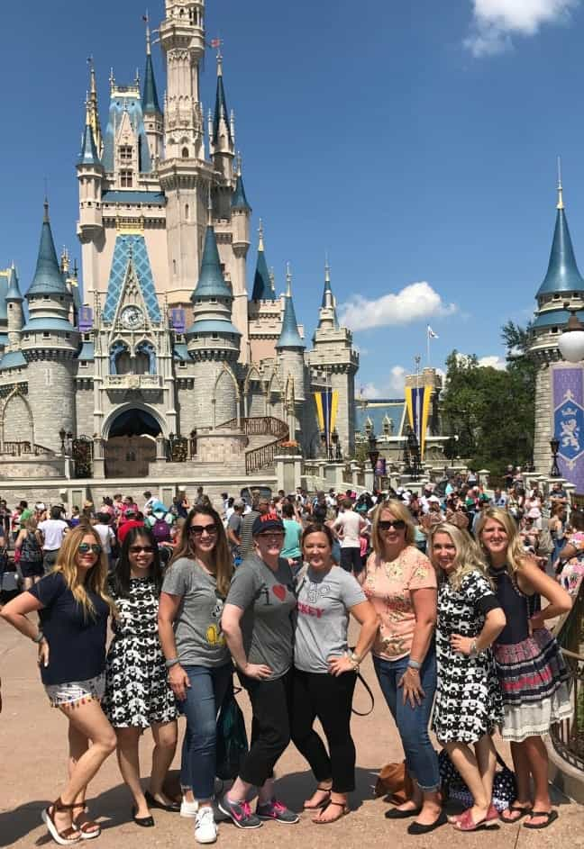 Walt Disney World With Girlfriends