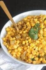 Taco Green Chili Corn