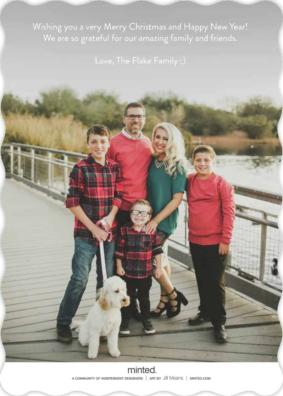 Our Favorite Christmas Cards Picky Palate