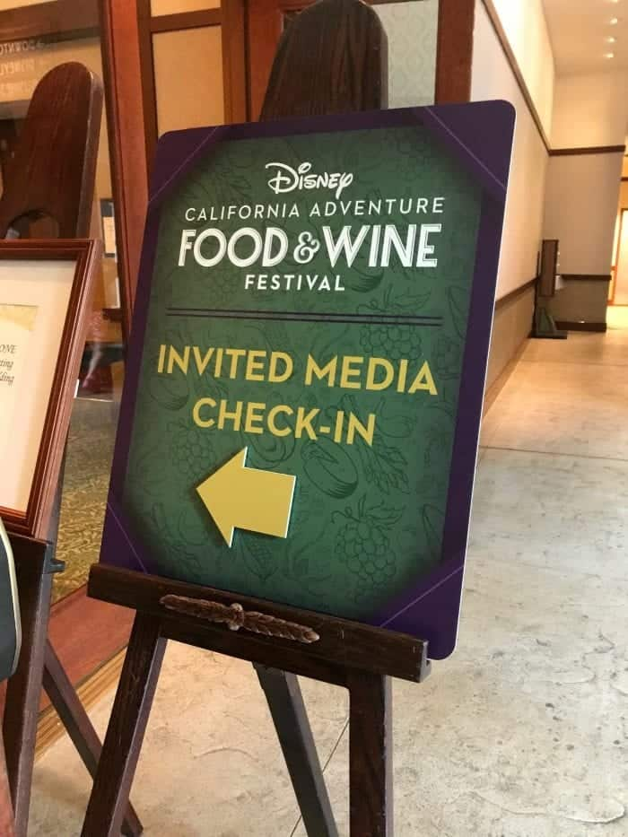 Disney California Adventure Food and Wine Festival 2018 2