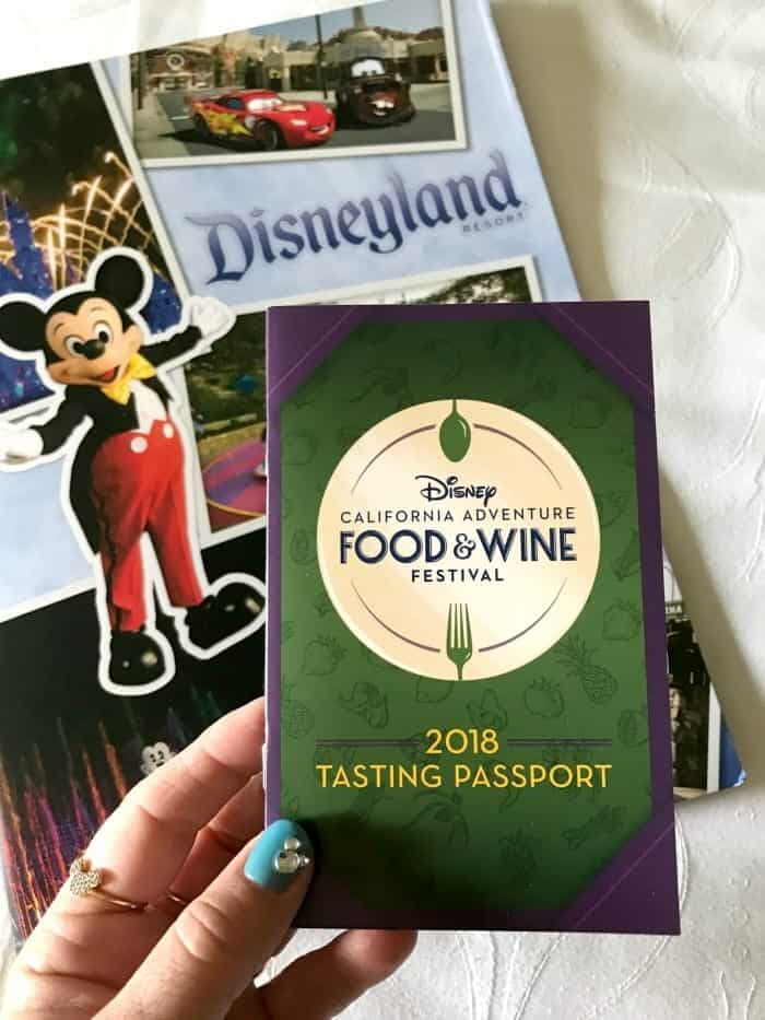 Disney California Adventure Food and Wine Festival 2018 1
