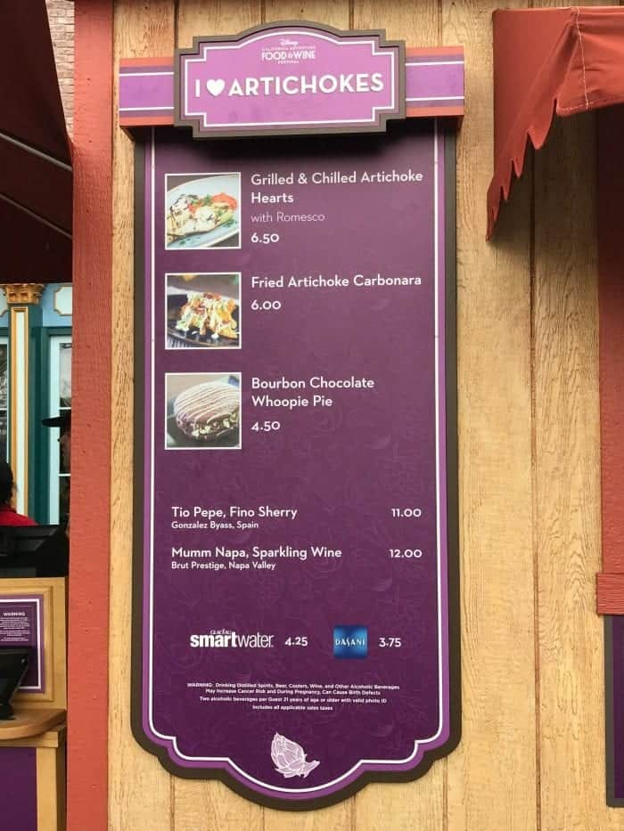 Disney California Adventure Food and Wine Festival 2018 27