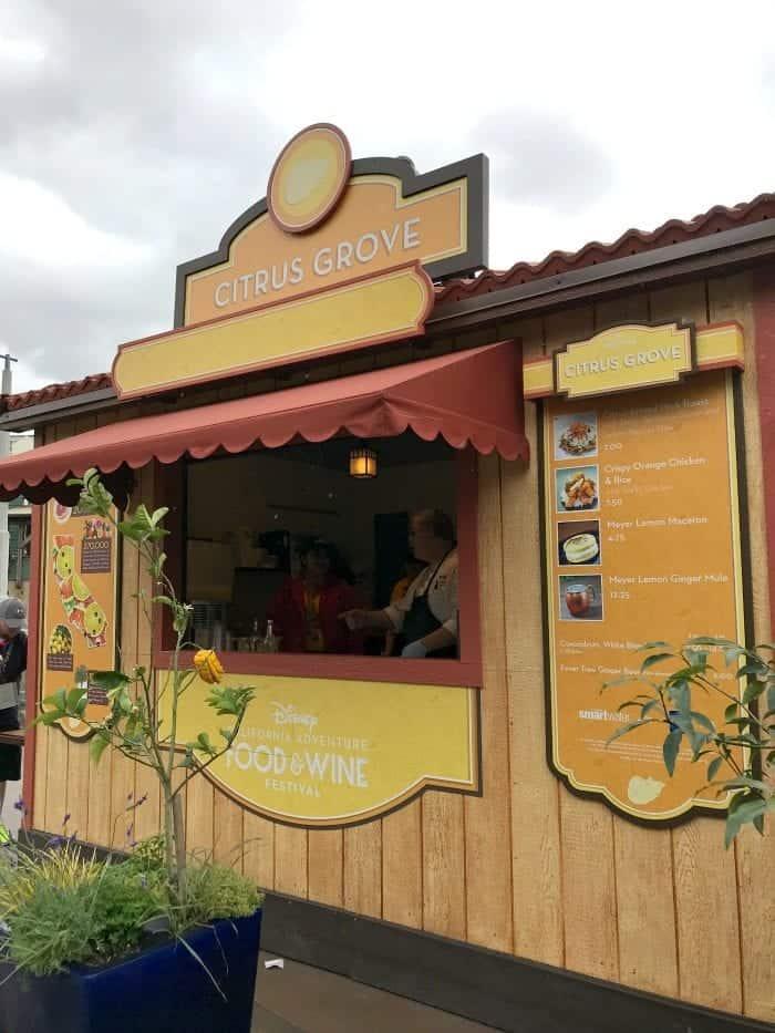 Disney California Adventure Food and Wine Festival 2018 22