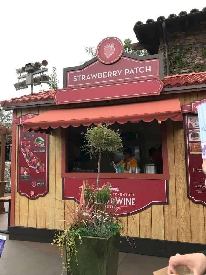 Disney California Adventure Food and Wine Festival 2018 12