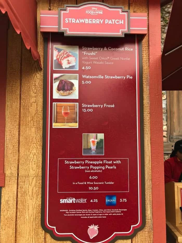 Disney California Adventure Food and Wine Festival 2018 13