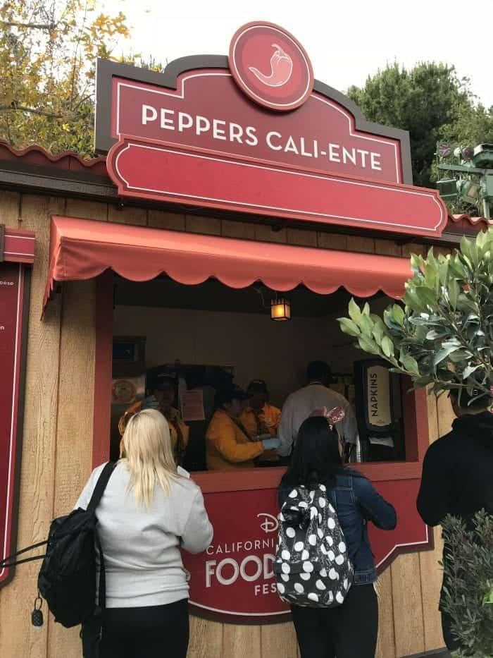 Disney California Adventure Food and Wine Festival 2018 7