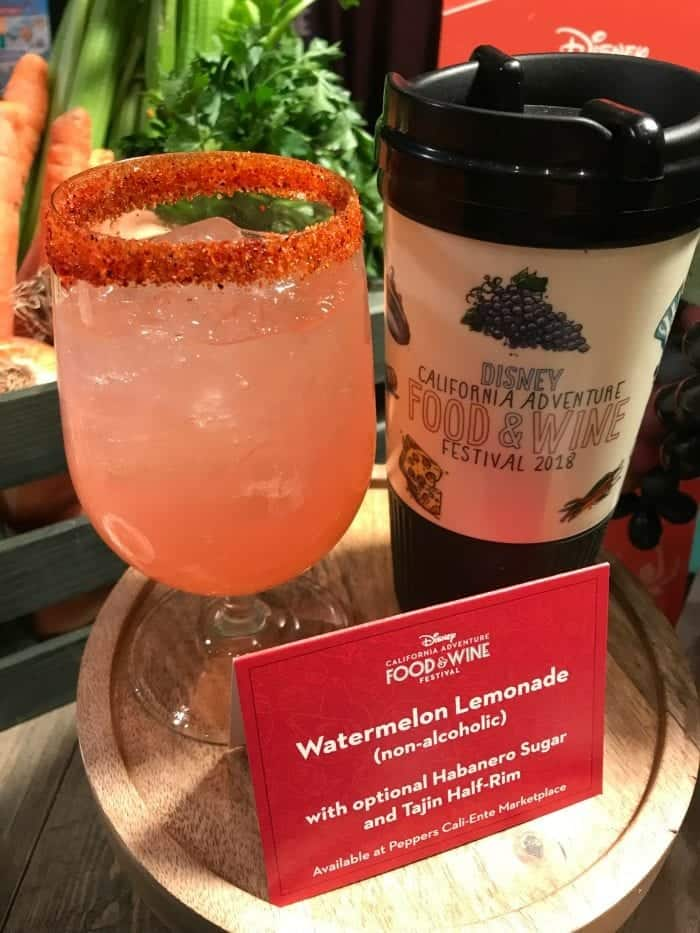 Disney California Adventure Food and Wine Festival 2018 10