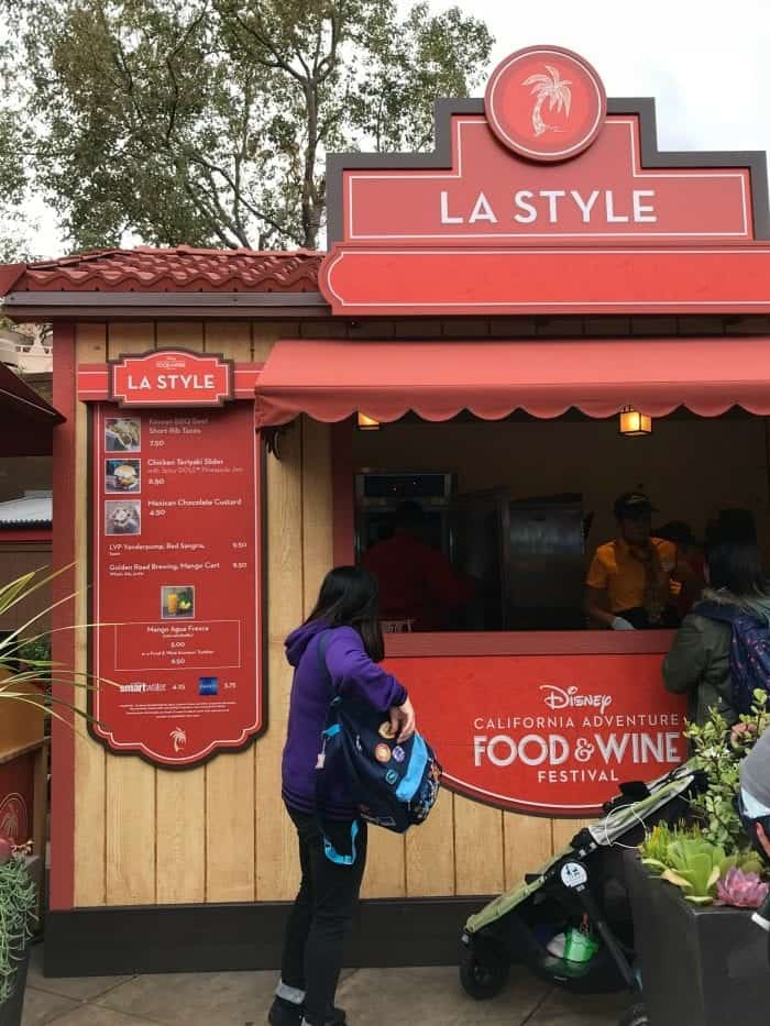 Disney California Adventure Food and Wine Festival 2018 4
