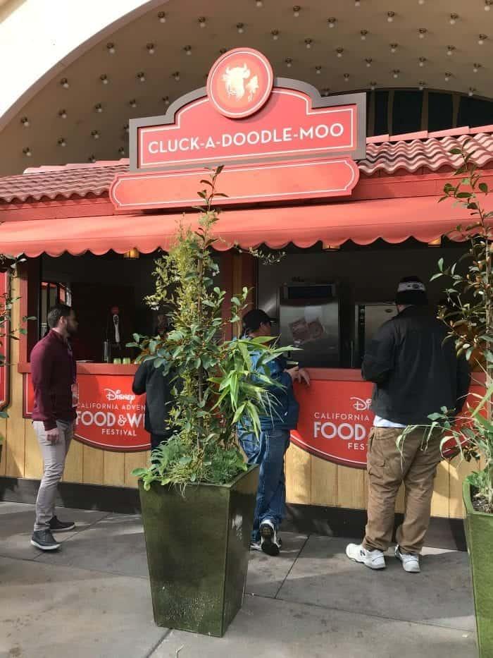 Disney California Adventure Food and Wine Festival 2018 30