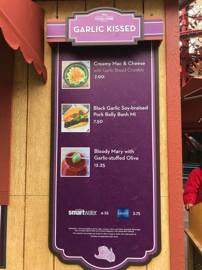Disney California Adventure Food and Wine Festival 2018 39