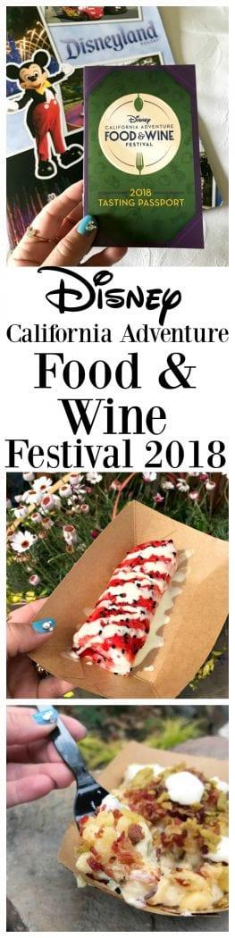 Disney California Adventure Food and Wine Festival 2018 48