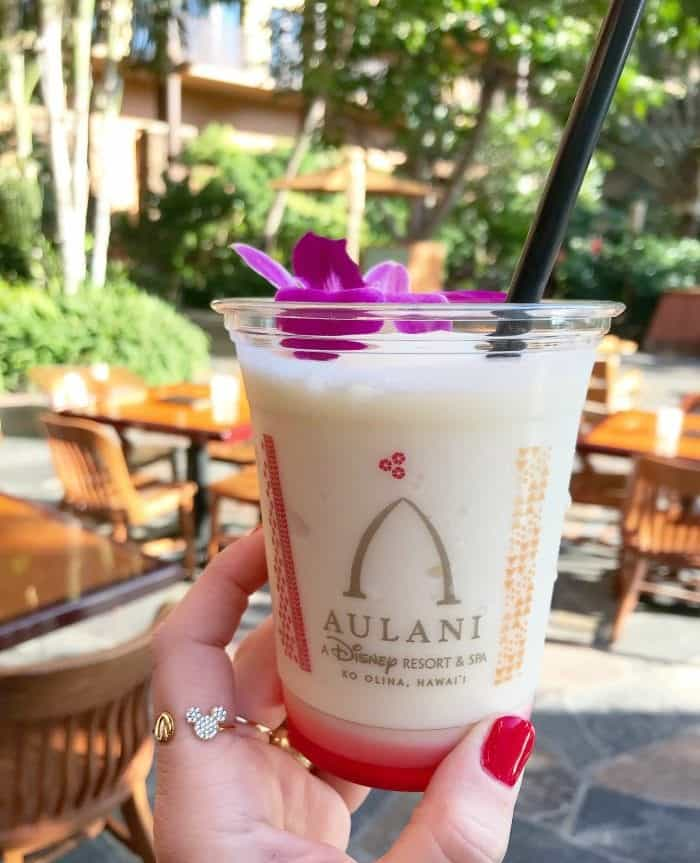 The BEST Food At Disney's Aulani Resort