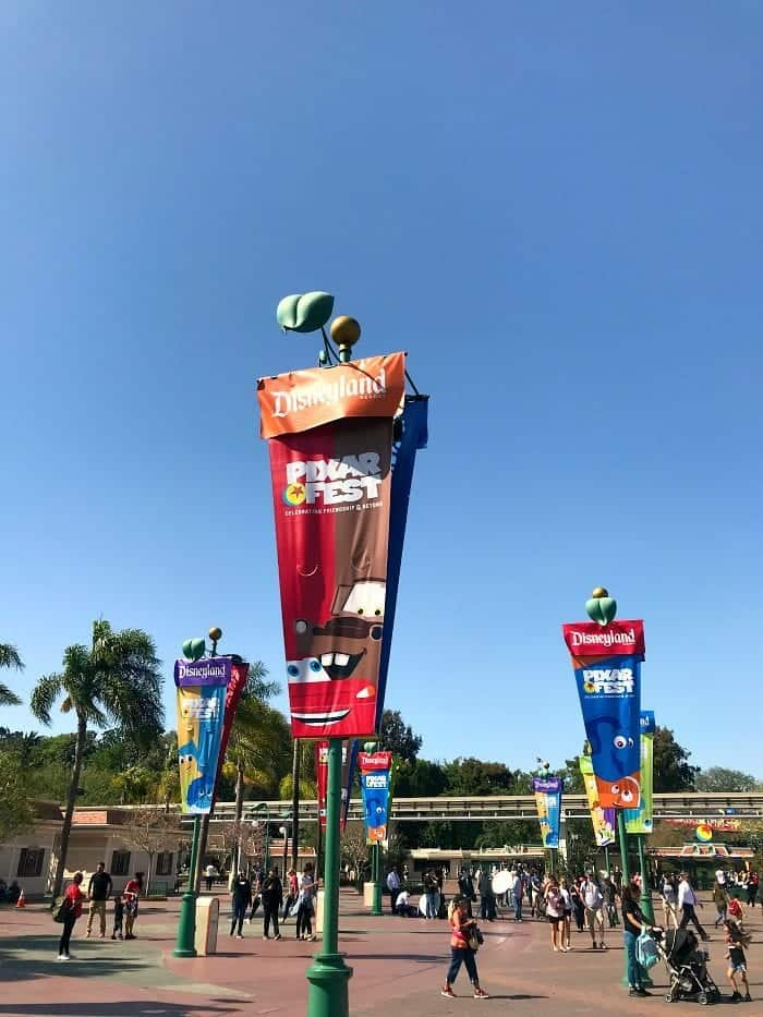 What NOT To Miss at Pixar Fest 7