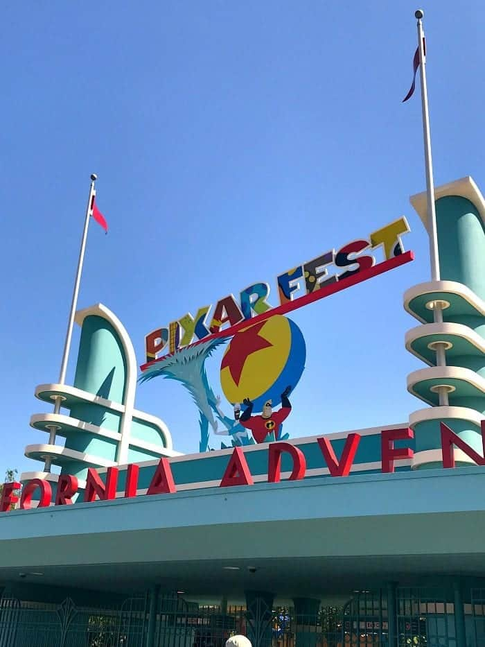 What NOT To Miss at Pixar Fest 9