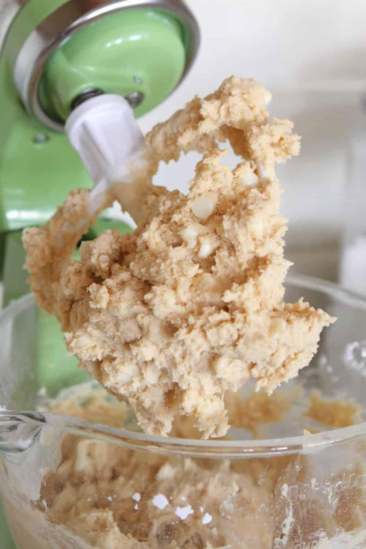lemon cookie dough