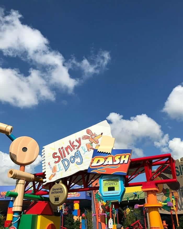 Getting The Most Out of Toy Story Land