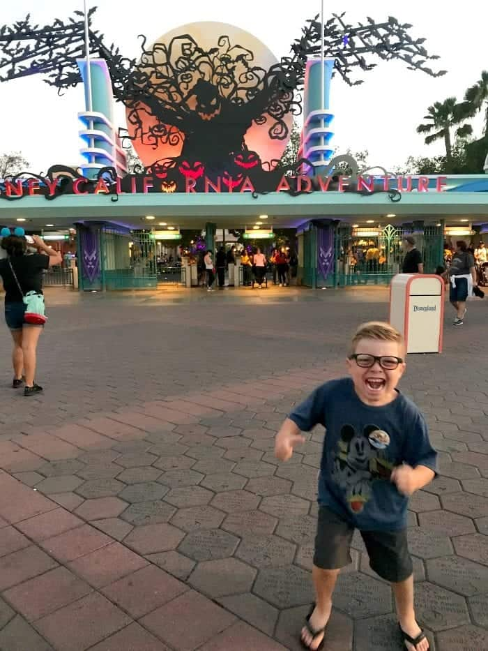 Tips For Taking Preschoolers To Disneyland During Halloween Time