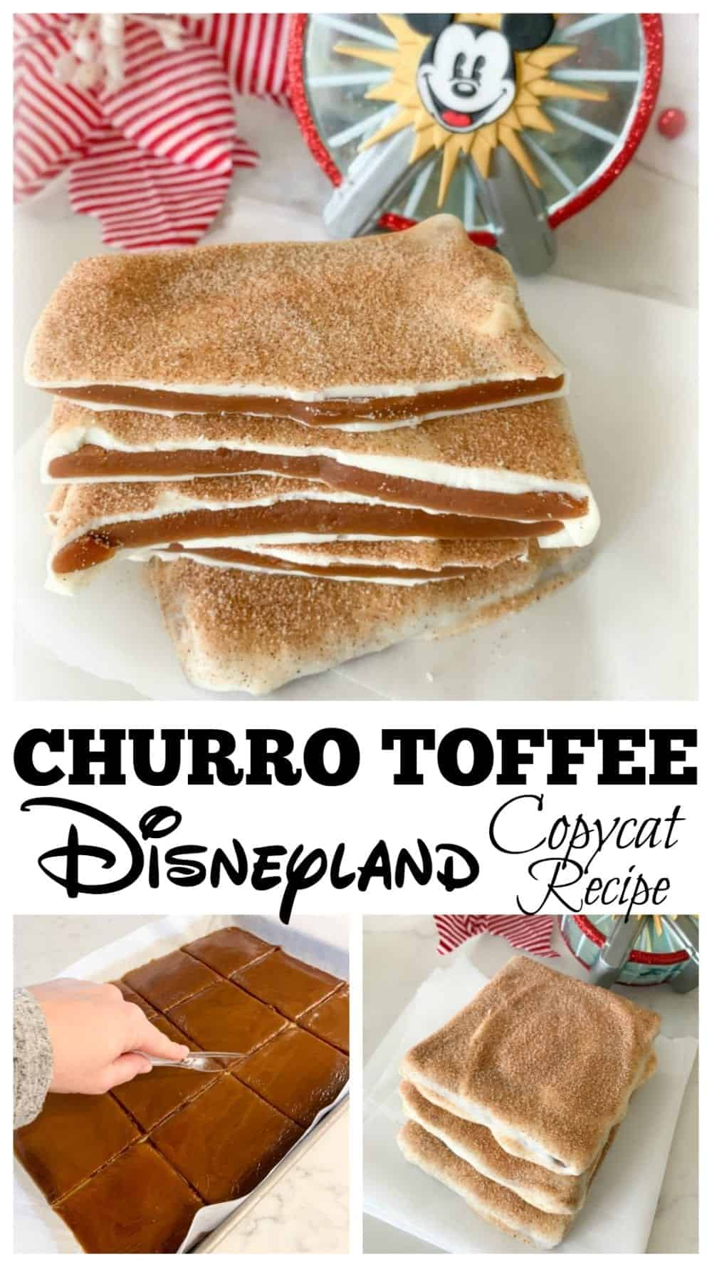 churro toffee