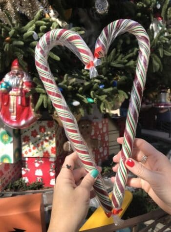 disneyland candy canes