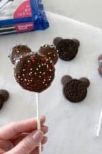 Image of Mickey Mouse Oreo Cookies