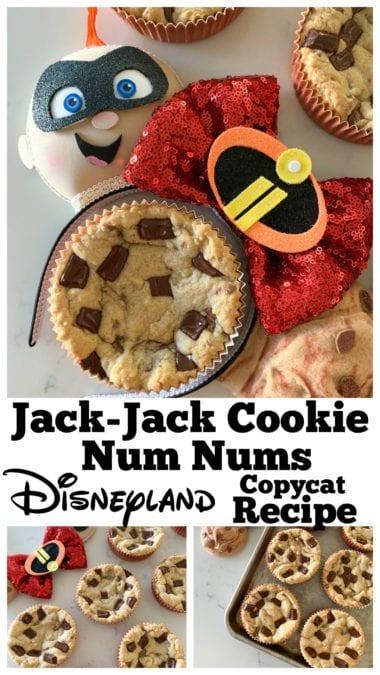 Jack Jack Cookie Num Nums