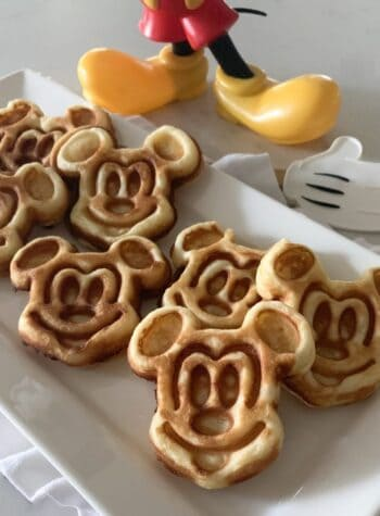 Mickey Mouse Waffle Maker