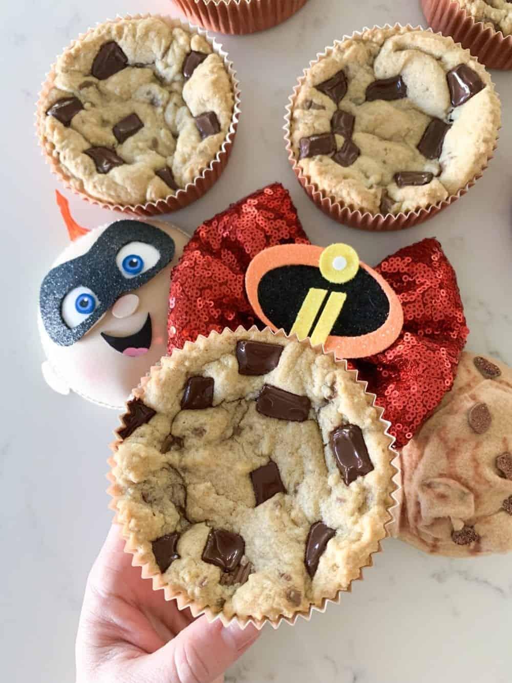 Jack Jack Cookie Num Nums Homemade Disneyland Food