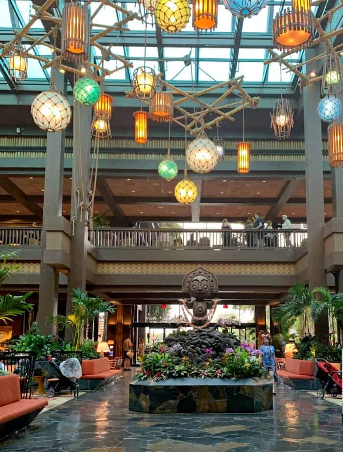 Disney's Polynesian Resort - Disney Hungry -Disney World ...
