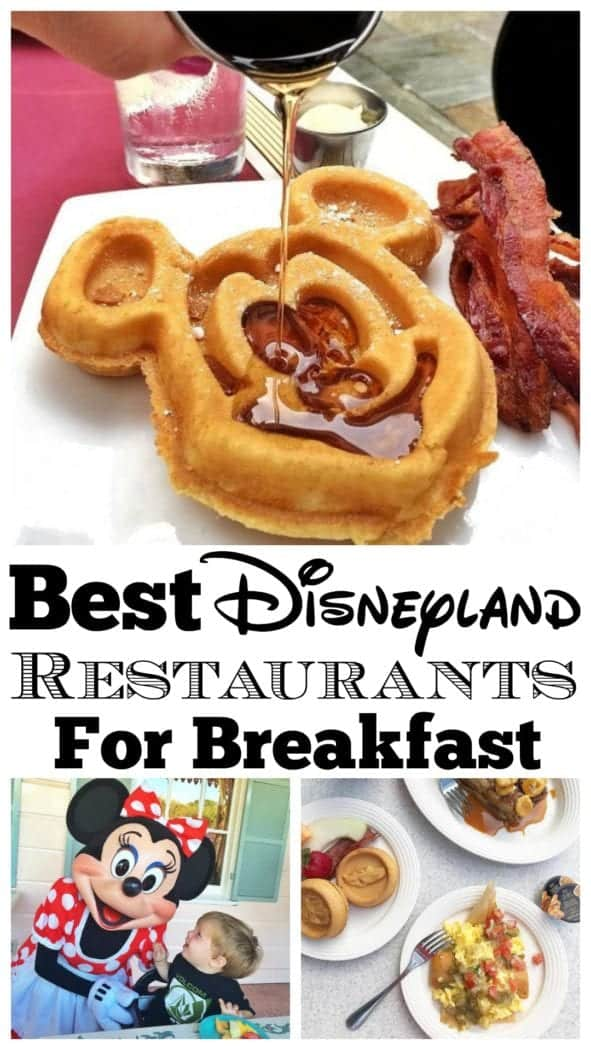 disneyland restaurants