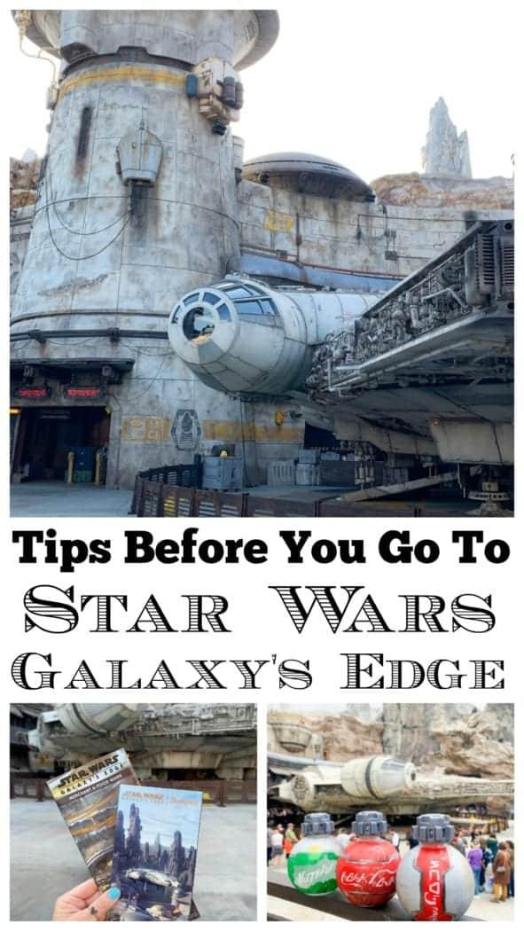Star Wars Land Disneyland