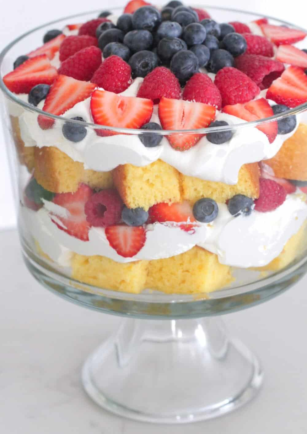 trifle recipe