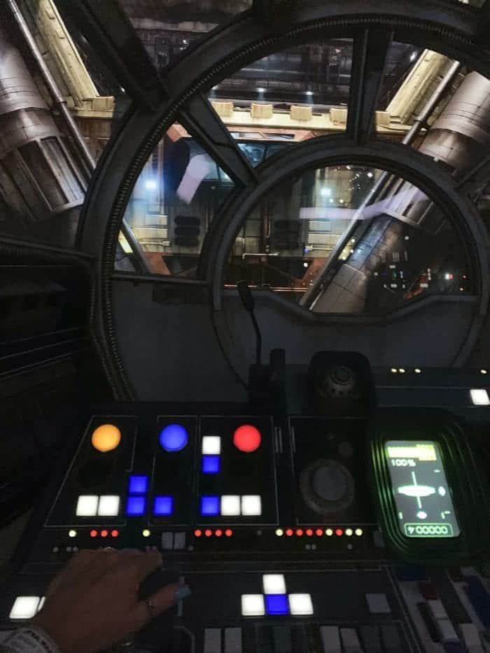 What To Expect Riding Millennium Falcon - Picky Palate