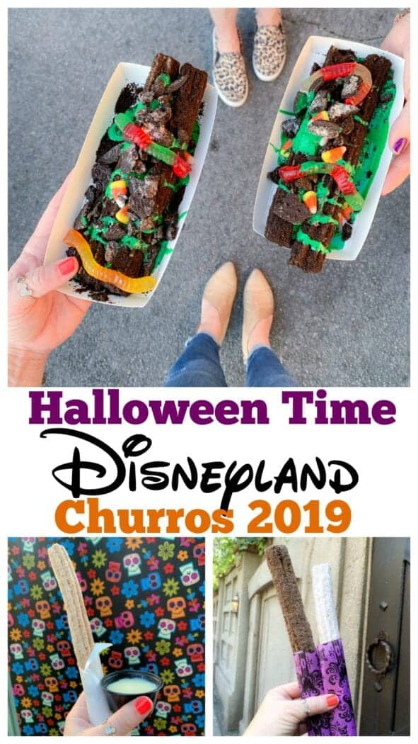 disneyland churros