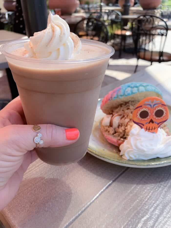 disneyland halloween food