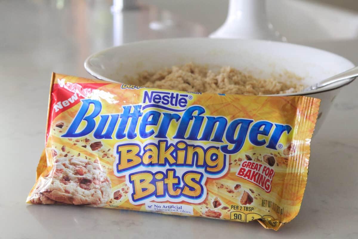 butterfinger baking bits